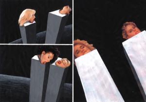 See more of Koizumi Meiro's profane paintings