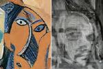 Picasso's palimpsest