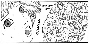 Shintaro Kago - Labyrinth